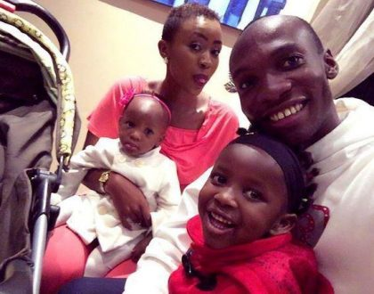 """""""You don't even take care of My first baby"""" Nicah the queen blasts ex fiance, comedian Dr Ofweneke for lying on National TV"""