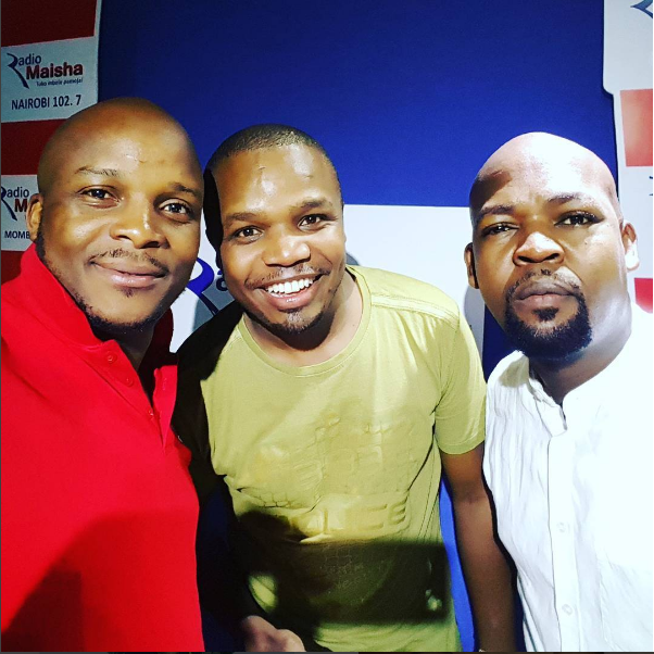 On Friday We Joined Jalango In Celebrating His Last Day At Radio Maisha After A Cool  Years He Made The Announcement In A Heartfelt Message Posted On His