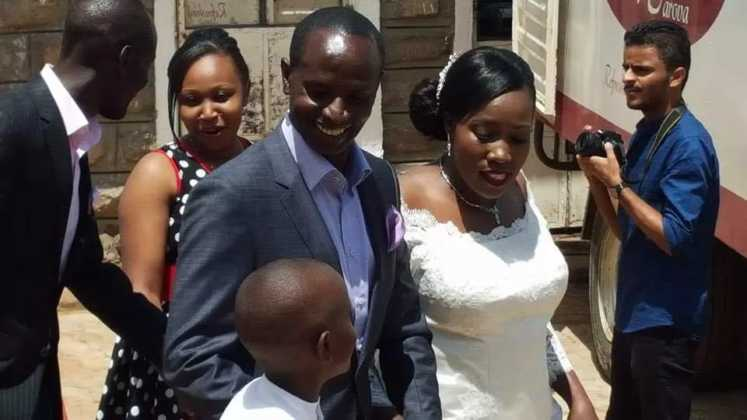 The only reason why Sossion's wife , Ms Kenduiywa shouldn't let him divorce her...no matter what!