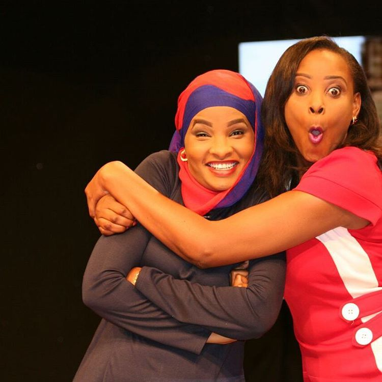 "Friendship goals: ""I love you so much"" Lulu Hassan pens down a warm message to celebrate Kanze Dena's birthday"