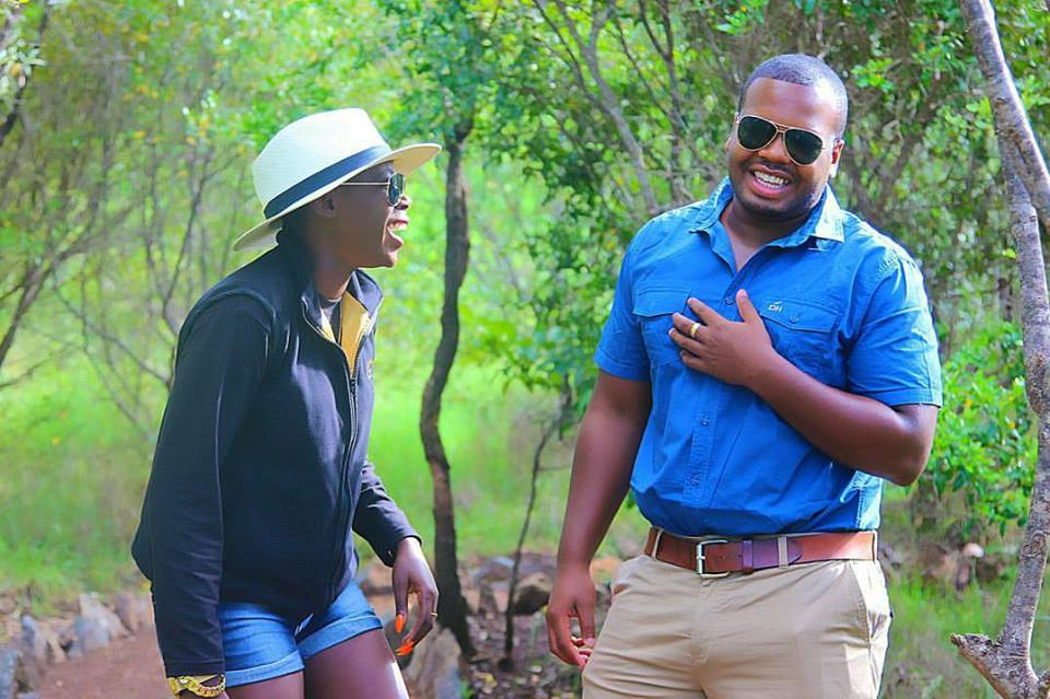 Image result for akothee and nelly oaks