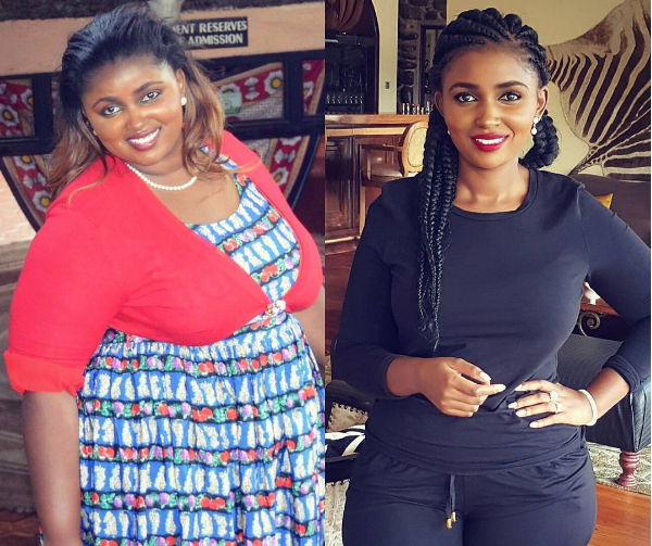 """I have been mistaken to be my boyfriend's mother"" Anerlisa Muigai talks about some of the struggles she faced as an overweight woman"