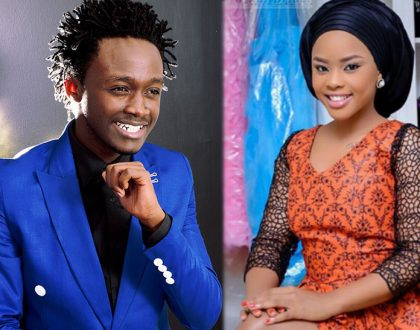 """I travelled to Dar last year to look for Lulu"" Bahati reveals how his Tanzanian crush rejected him in ungracious manner after making all efforts to meet her"