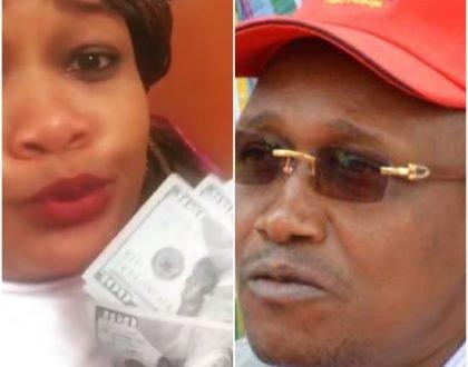 The rich flamboyant lifestyle of Graicy Wanji, daughter of alleged fraudster David Ngari aka Gakuyo(PHOTOS)