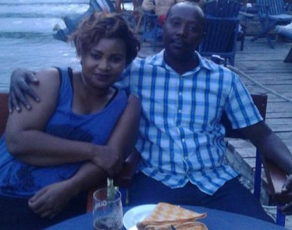 10 photos of the lucky man who has been Getrude Mungai's husband for the last 32 years
