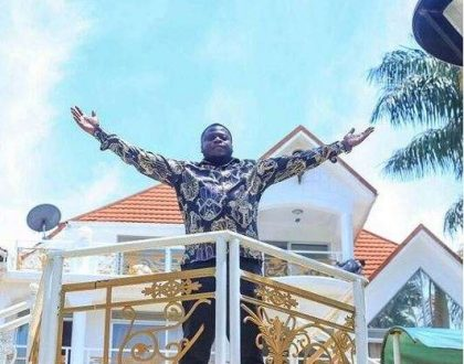 Inside Zari's ex husband's multi-million 3 storey house