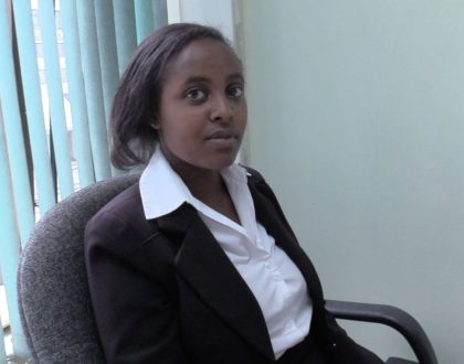 Meet Margret Wambui, Nairobi University student who is scaling the corporate ladder at Co-op bank even before she graduates