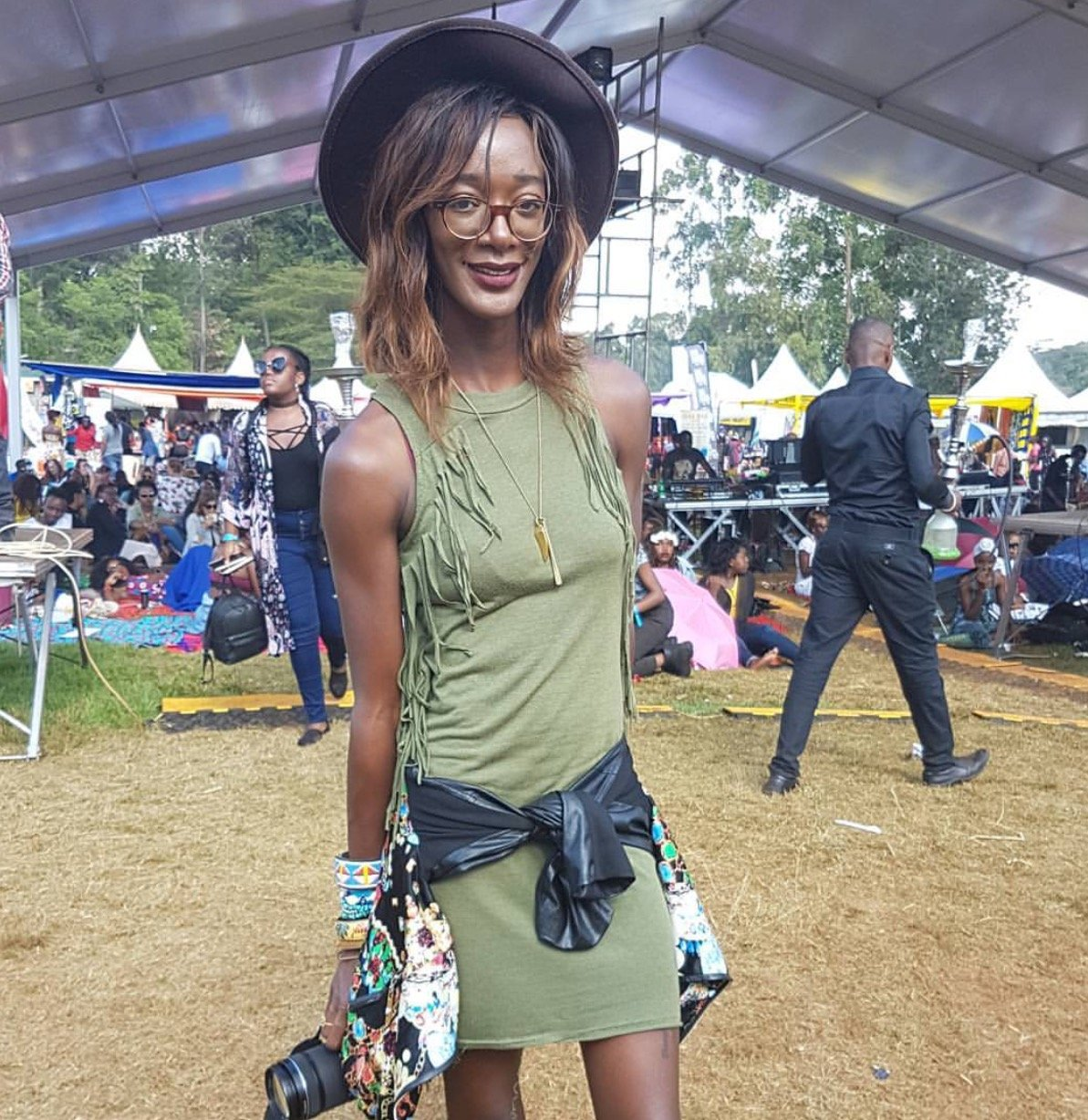 blankets and wine