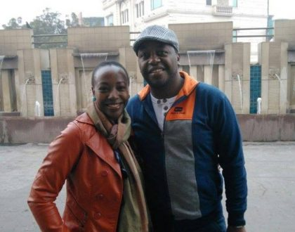 So much pain! Janet Kanini's husband George Ikua breaks his silence following his wife's death