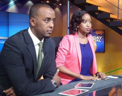 After quitting her job at Citizen TV, Janet Mbugua goes topless