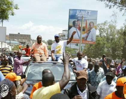 Joho forgives the man who almost got him killed in Migori after a soul searching meeting at Raila's office