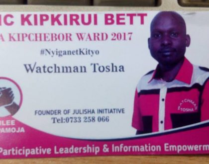 Meet the watchman and high school cook who have won Jubilee tickets to vie for MCA seats in Kericho County (Photos)