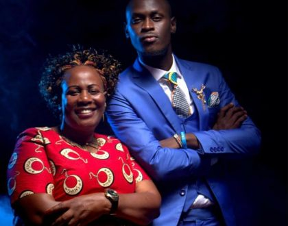 Best birthday ever! King Kaka flies his mom to Mombasa to enjoy son-mother moment