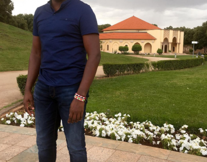 Inside the multi-million home of NTV's Managing Editor Linus Kaikai...just how much money does he make?
