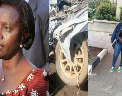 Martha Karua's niece among Daystar University students killed in grisly accident on Mombasa road