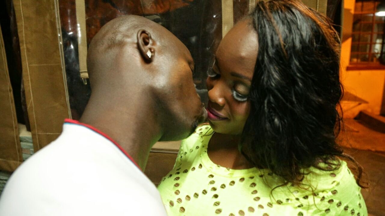 Risper and ex, Blaqy