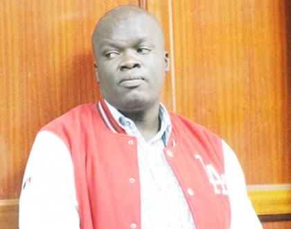 Controversial blogger Robert Alai in mourning