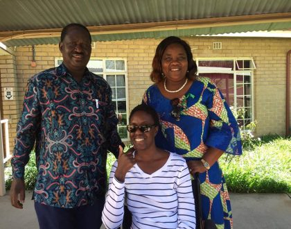 KOT reacts to PLO Lumumba's outrageous message to Raila odinga's daughter after she announced she had bowed out of Kibera race