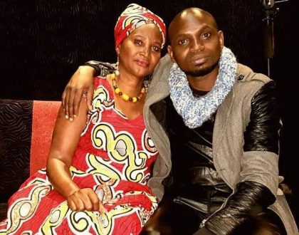 Inspiration Wednesday: Meet the young Kenyan producer SOS who featured his real mother to drop the most beautiful song ever