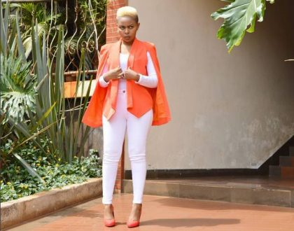 Size 8 joins NTV's Auntie Boss for a new episode