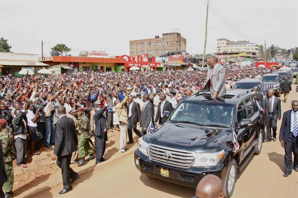 President Uhuru's tribal remarks during his tour of Nyamira turn ugly as Judicial Service Commission takes action