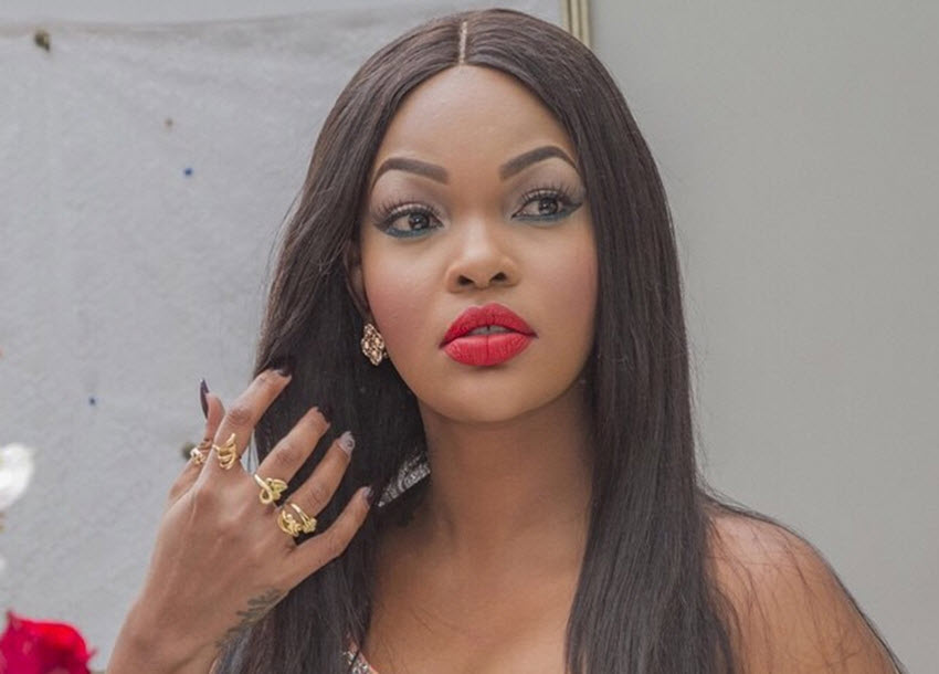 Tanzanian sweetheart, Wema Sepetu