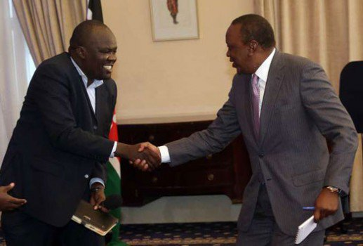 Shortly after winning a mega case against Uhuru, Robert Alai does this