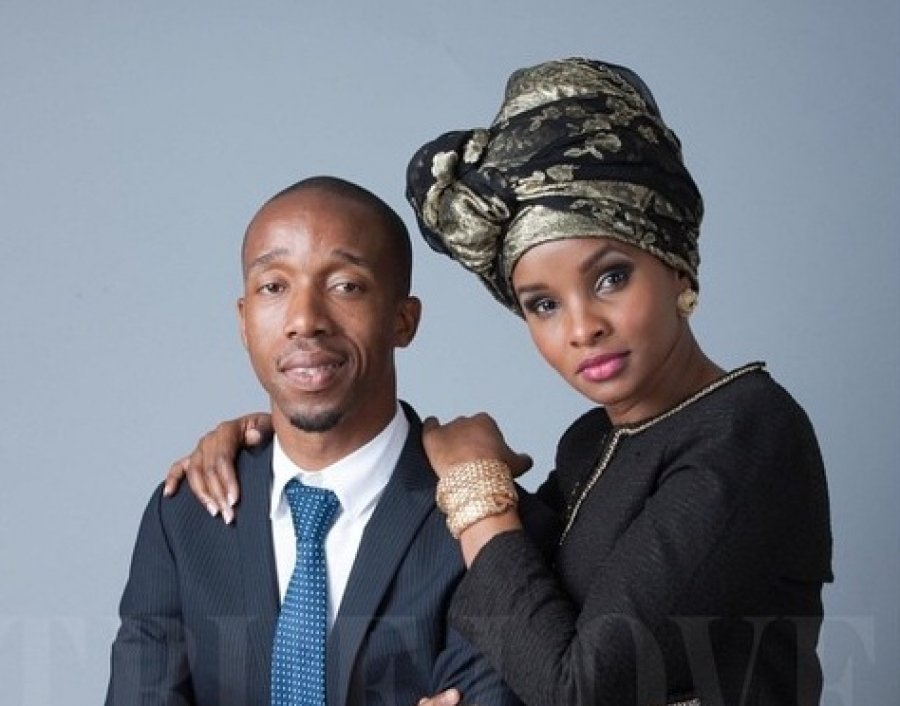 Lulu Hassan and husband