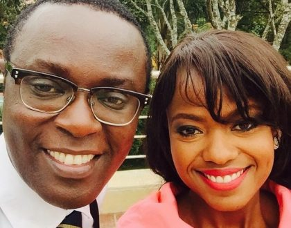 After finishing up with tyranny numbers, Mutahi Ngunyi declares who will be the first ever Kenyan Luo president and she's actually female