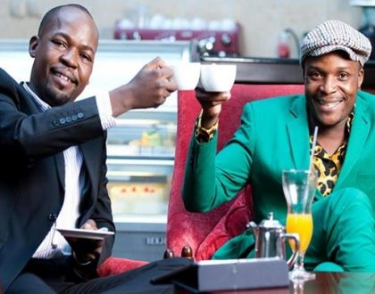Jalango's departure from Radio Maisha leaves his former co-host of four years in a terrible mess