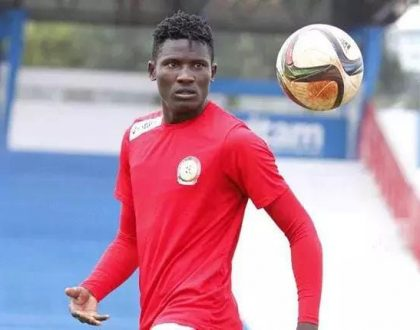 12 million monthly salary and he drives this… Michael Olunga disappoints fans with the German machine he drives (Photos)