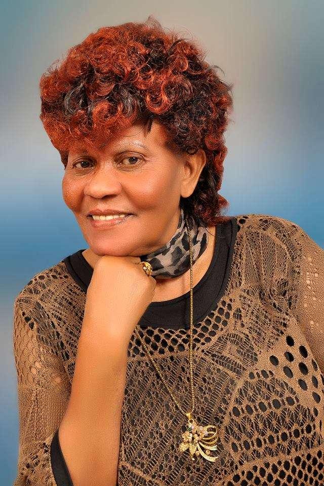 Rev Lucy Muiru