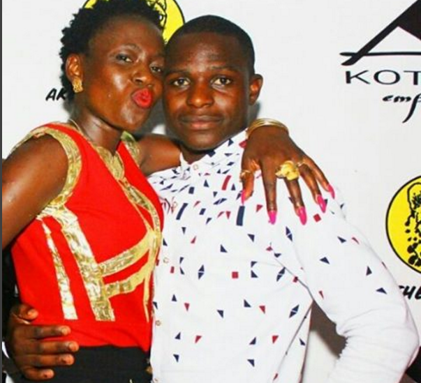 5 Photos of Akothee's Teenage son whom you didn't know existed...Akothee has never posted him on her social media pages