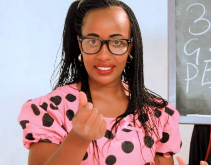 Teacher Wanjiku