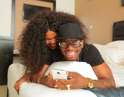 Did Wema Sepetu spend a whole week at Diamond Platnumz house? She responds