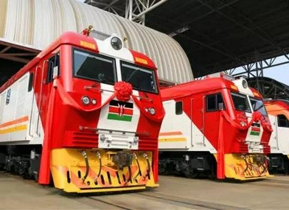 The Standard Gauge Railway will be unveiled in June and these two ladies will be the first drivers(photos)