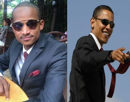 17 stunning similarities between Babu Owino and Barack Obama that you didn't know about