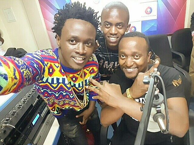 Bahati's former protégé Weezdom confesses the shocking crimes he committed during his life as a thug