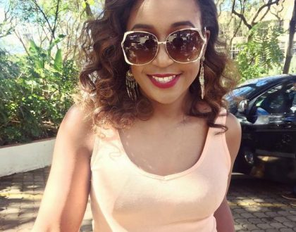 Betty Kyallo continues to prove that she is a fully committed hardworking single mother (Photo)