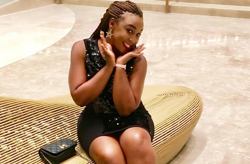 Betty Kyalo bigs up her 'Njugu guy'and social media falls in love
