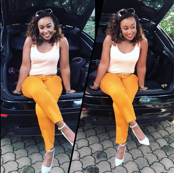 """Your words can't break me"" Betty Kyallo fires back at haters!"