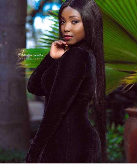 Dark and Lovely: Catherine Kamau leaves many breathless after sharing new photos, who knew she was this hot!