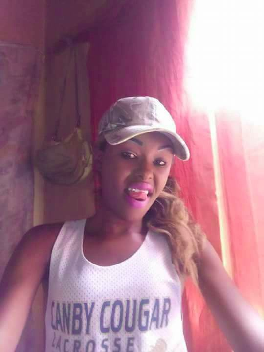 Dangerous female thug gunned down in broad-daylight by the police