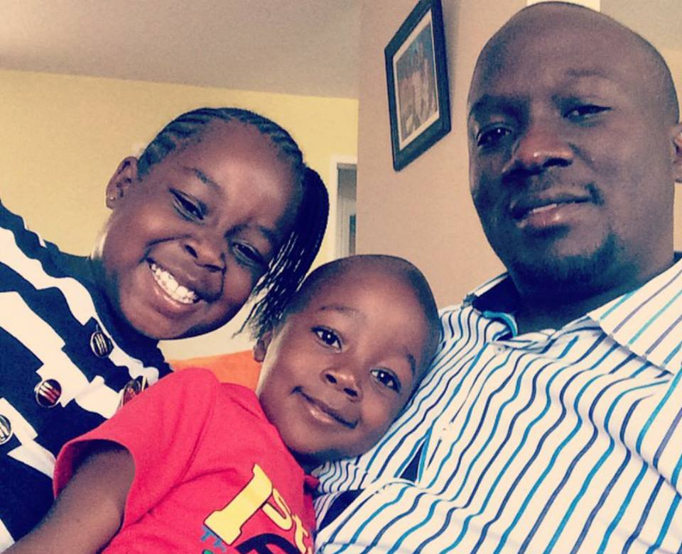 """""""He has secrets, he now has three gals"""" KTN's Dennis Onsarigo opens up about his son and daughter for the first time"""