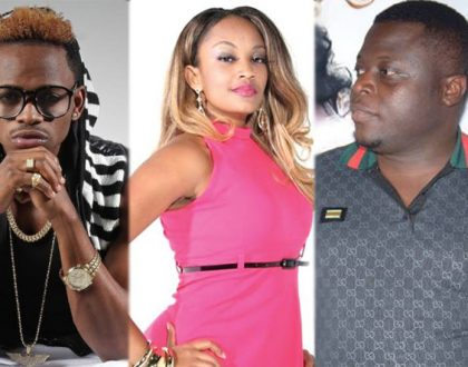 Diamond confirms he will leave Nairobi for Kampala to attend Ivan Ssemwanga's burial