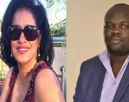 Robert Alai courageously tells Esther Passaris that she's a gold-digger