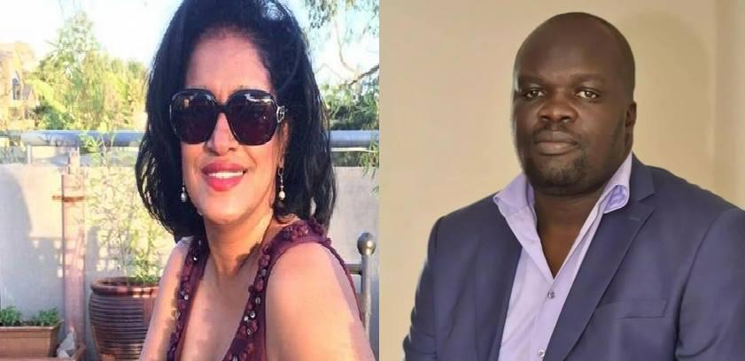 Robert Alai courageously tells Esther Passaris that she's a gold-digger