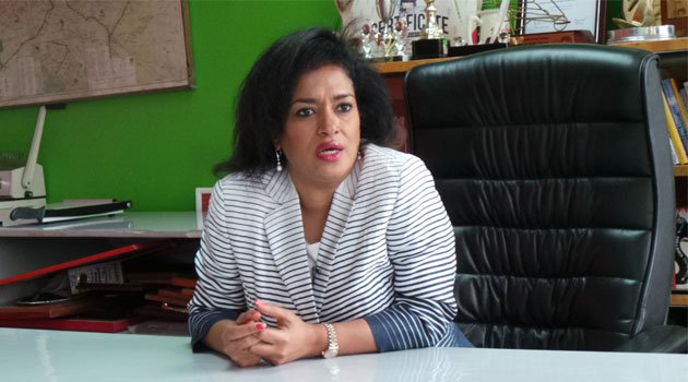 Esther Passaris dresses down tweep who attacked governor Kidero
