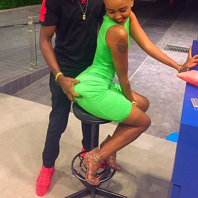 """""""Meeting her was the worst decision watu wangu"""" Huddah's ex lover spills details about their past relationship"""