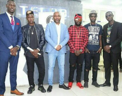 Africa's premier music Service Boomplay Music scoops up Kenya's finest talents as it enters local market (Photos)